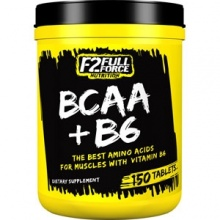 Бцаа Full Force BCAA + B6 (150 таб)